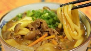 Resep Curry Udon / Udon Kuah Kari dengan Kaldu Dashi Paling Enak