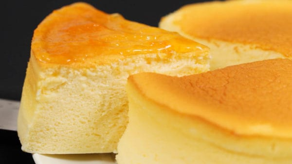 Japanese Soufflé Cheesecake Recipe (Fluffy and Moist Cotton Cheesecake)