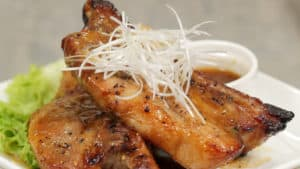 Spicy Spare Ribs with Black Vinegar and Honey Recipe