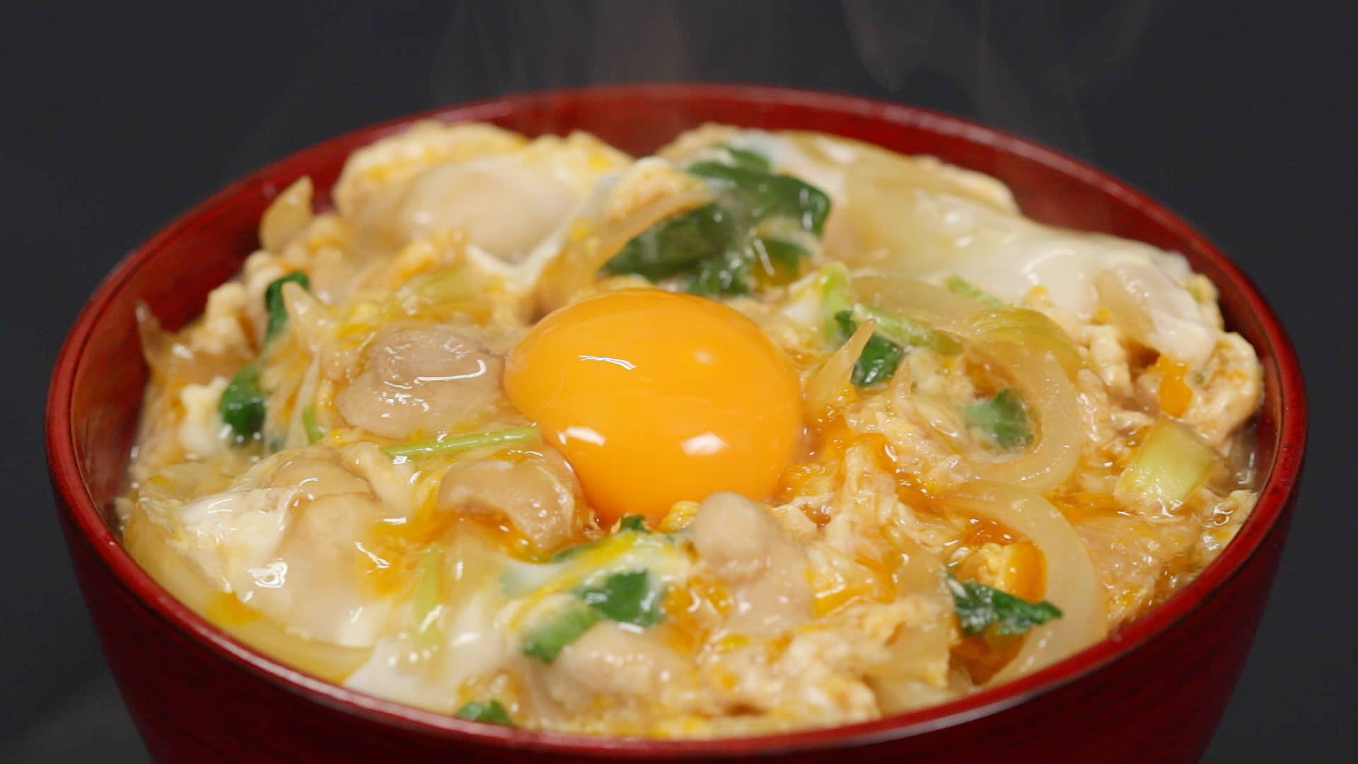 Oyakodon Recipe (Chicken and Egg Bowl) – Cooking with Dog