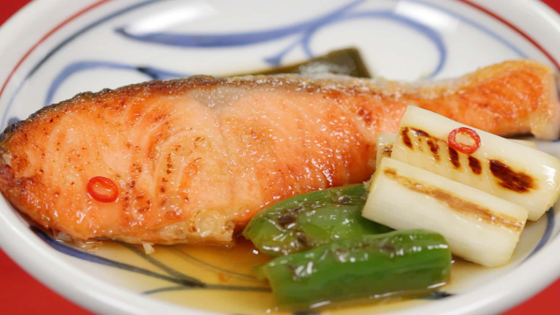 Salmon Yakizuke Recipe (Marinated Grilled Fish | Local Specialty in Niigata Prefecture)
