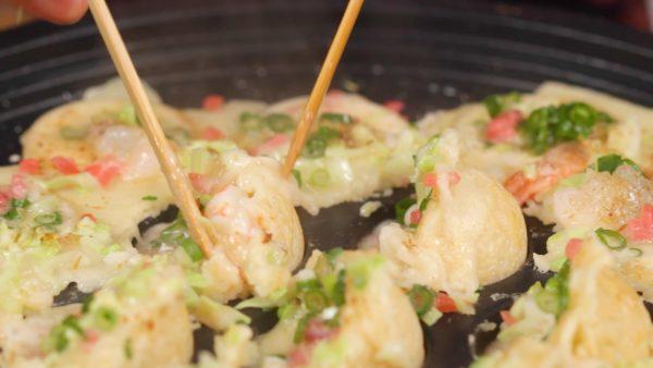 Takoyaki recipe without pan