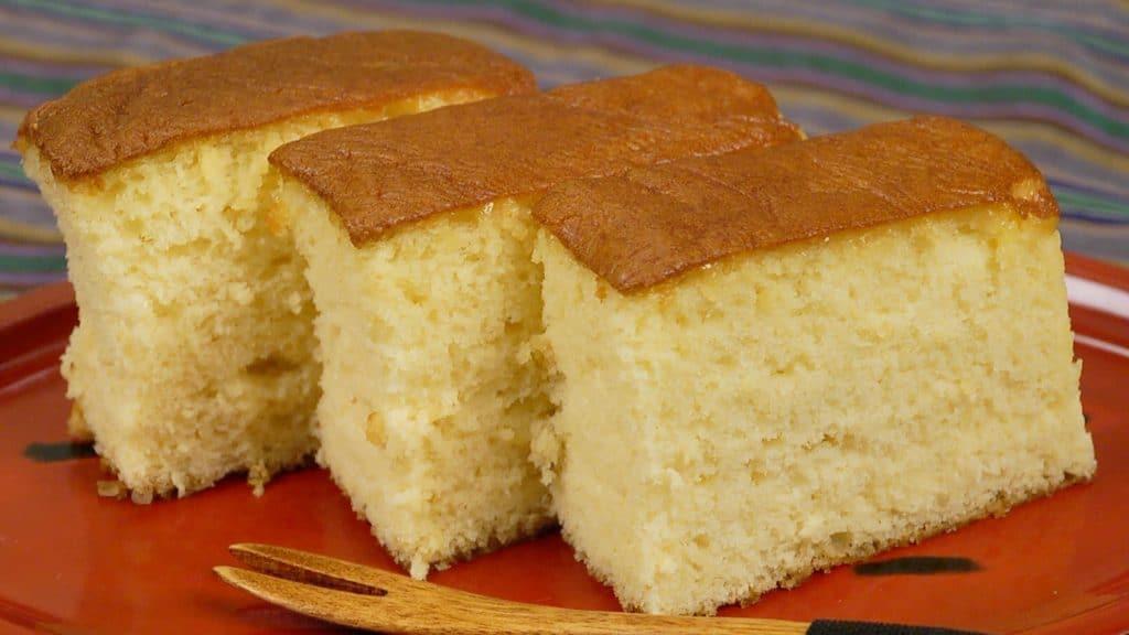 Best Moist Sponge Cake Recipe
