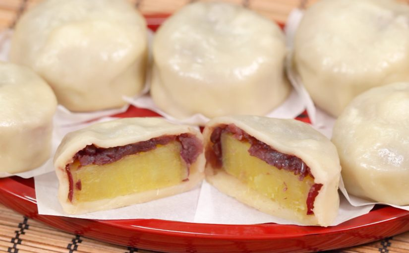 いきなり団子(熊本県の郷土菓子レシピ)