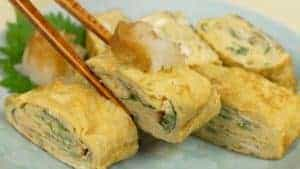 Resep Tamagoyaki (Telur Dadar Gulung ala Jepang)