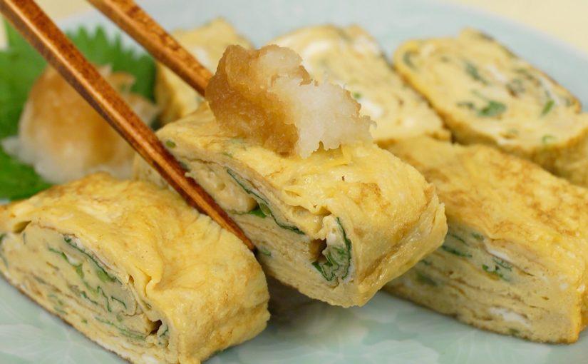 卵焼きの作り方 厚焼き卵のレシピ