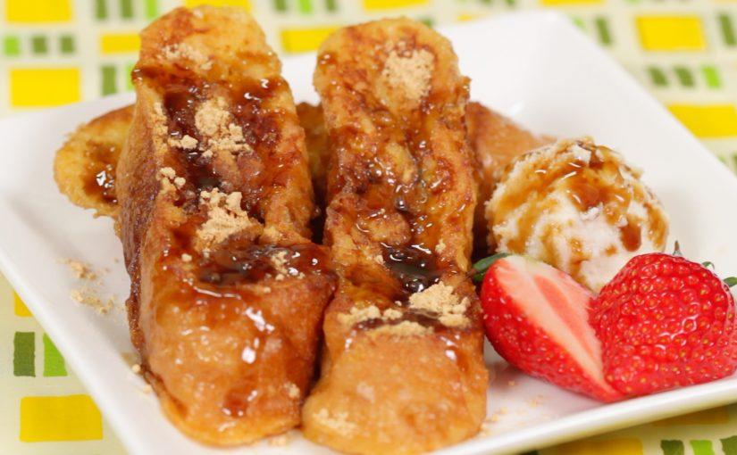 French Toast (Japanese-inspired Recipe)