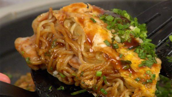 Hiroshima Okonomiyaki Recipe