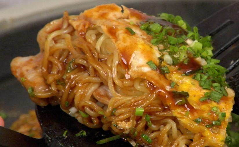 広島お好み焼きの作り方
