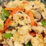 Iri Dofu Recipe (Scrambled Tofu)