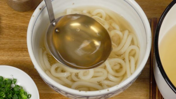 Kitsune Udon Noodles Recipe – Cooking with Dog