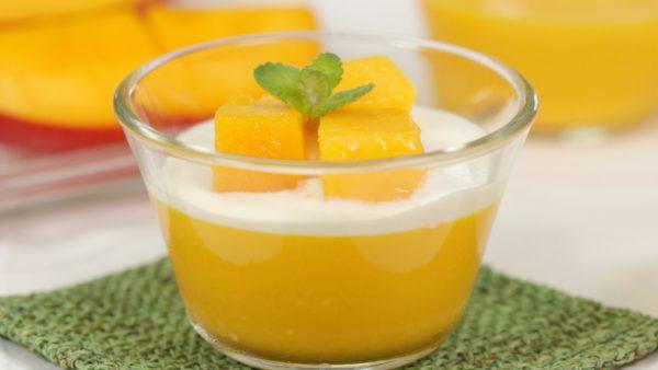 Mango Pudding Recipe (Scrumptious Summer Dessert)