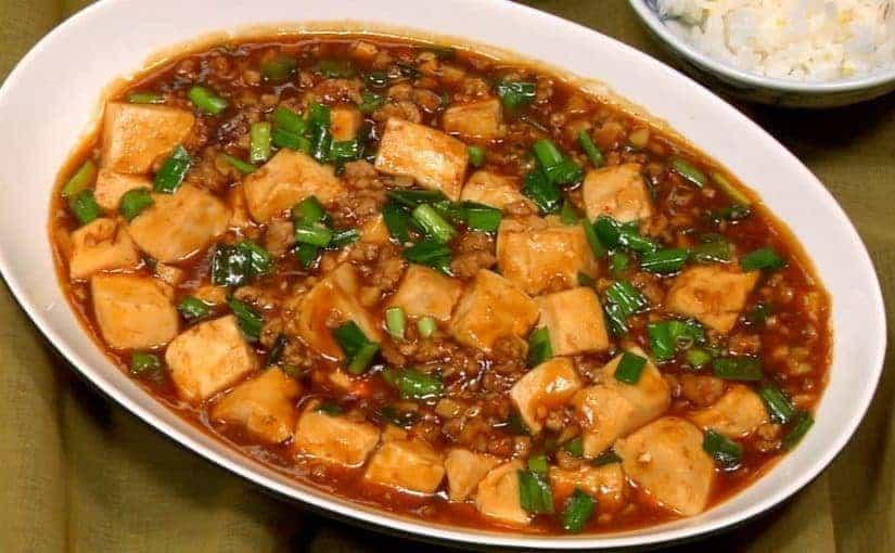 麻婆豆腐の作り方 レシピ