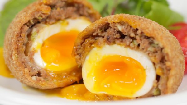 Scotch Eggs Recipe (Japanese-inspired)