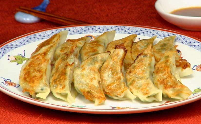 Yaki Gyoza (Fried Dumplings Recipe)