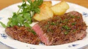 Chaliapin Steak Rezept