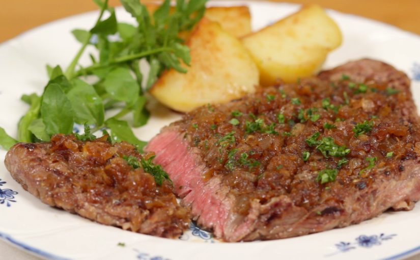 Chaliapin Steak Recipe