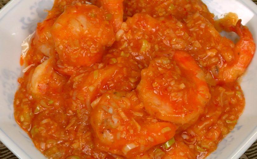 エビチリの作り方 中華の定番人気レシピ