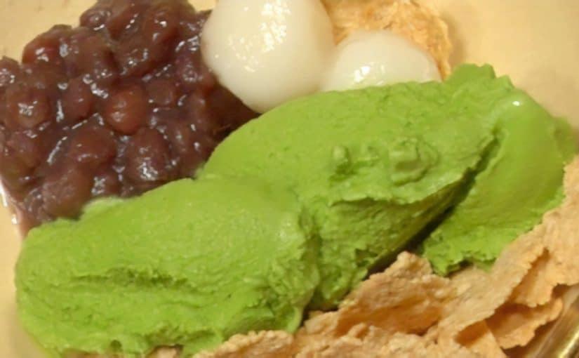 抹茶アイスクリームの作り方 火を使わない簡単レシピ