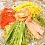 Hiyashi Chuka Recipe (Cold Summer Noodles)