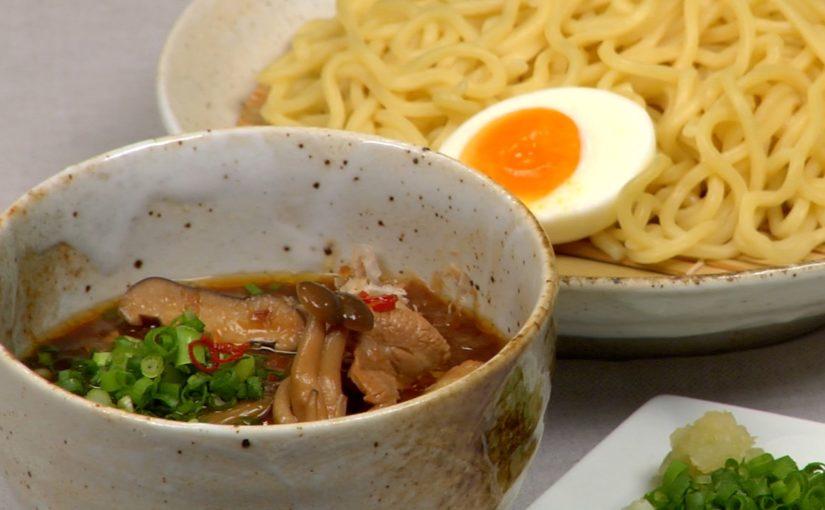 つけ麺の作り方 具だくさんのピリ辛つけ汁のレシピ
