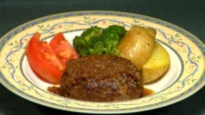 Hamburg Steak Recipe