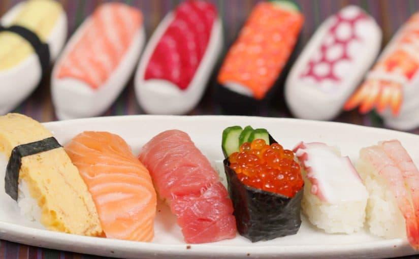 握り寿司の作り方 レシピ