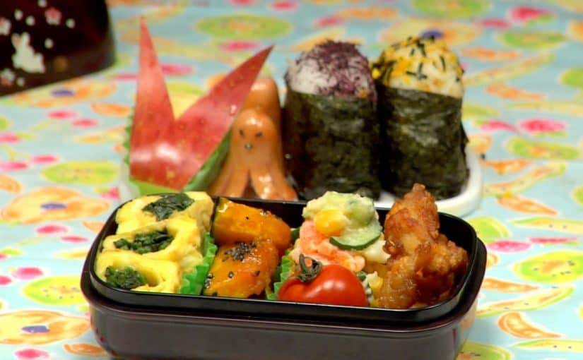 Bento Recipe (Nutritionally Balanced and Visually Appealing Lunch Box Meal )
