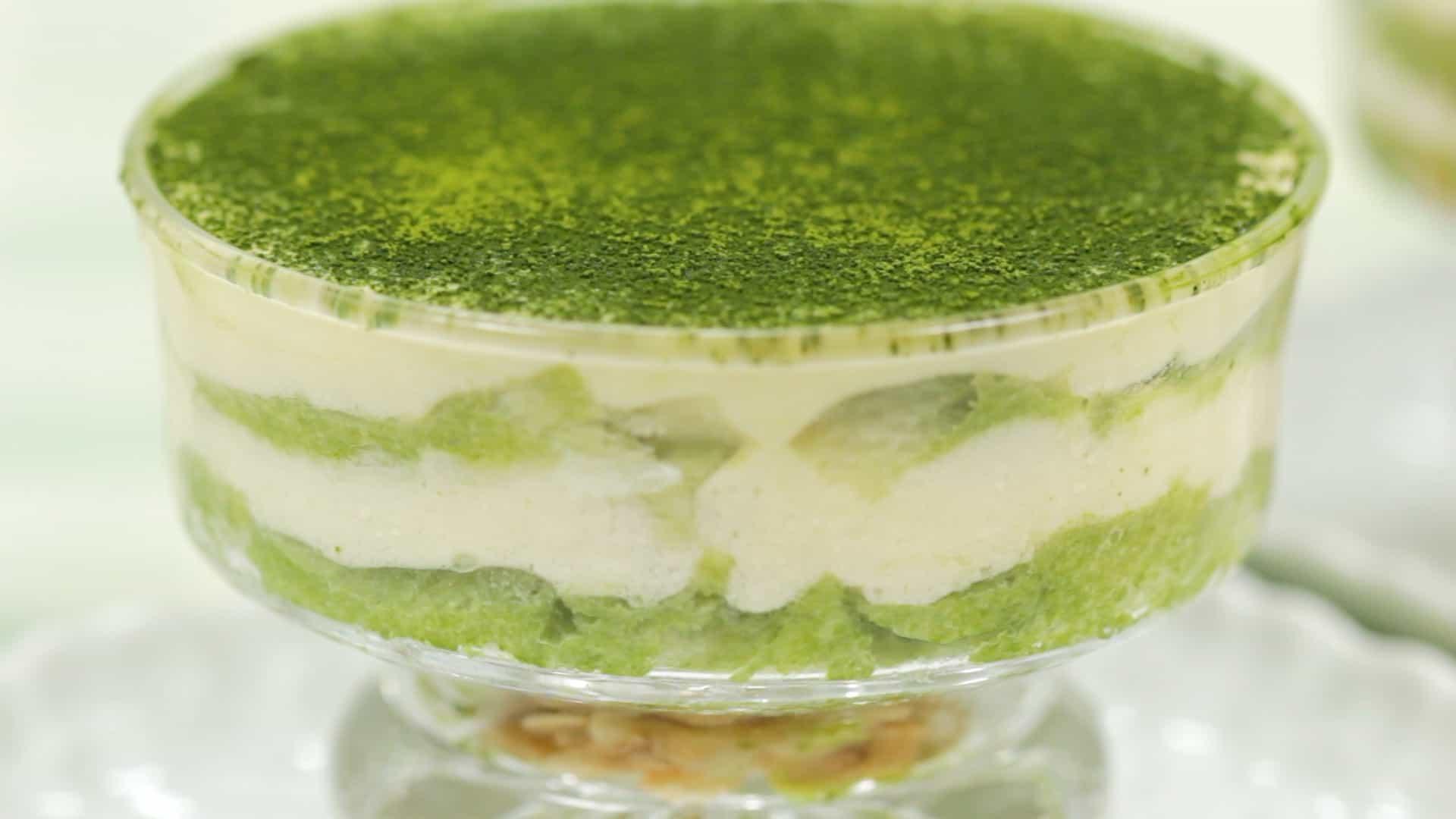 Green Tea Cake Without Matcha