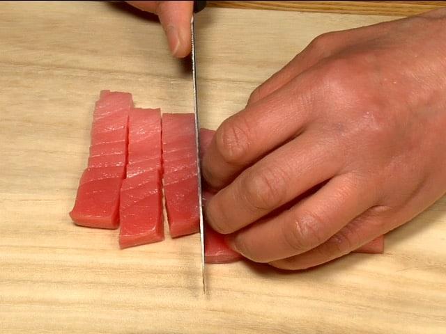 方 巻き 寿司 切り