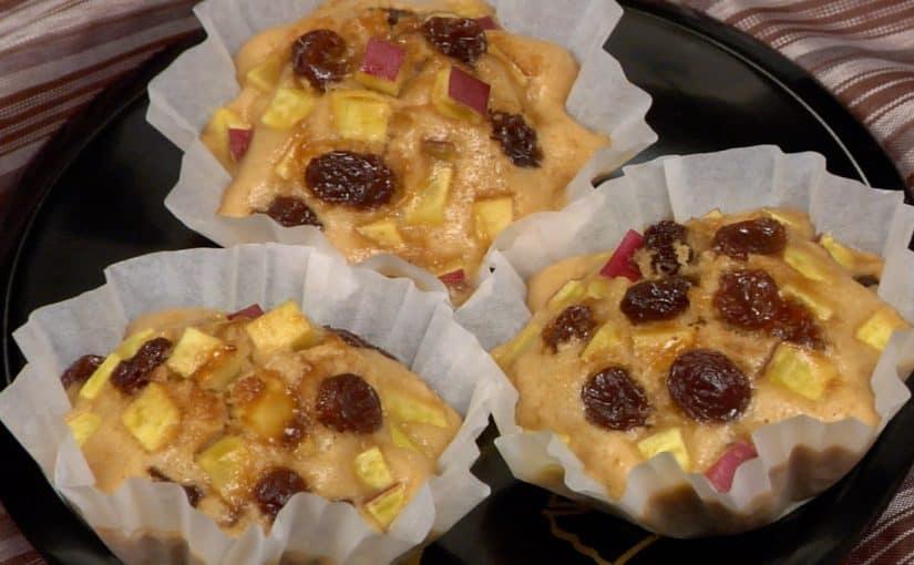 さつま芋の蒸しパンの作り方 黒砂糖を使ったヘルシーで簡単なレシピ