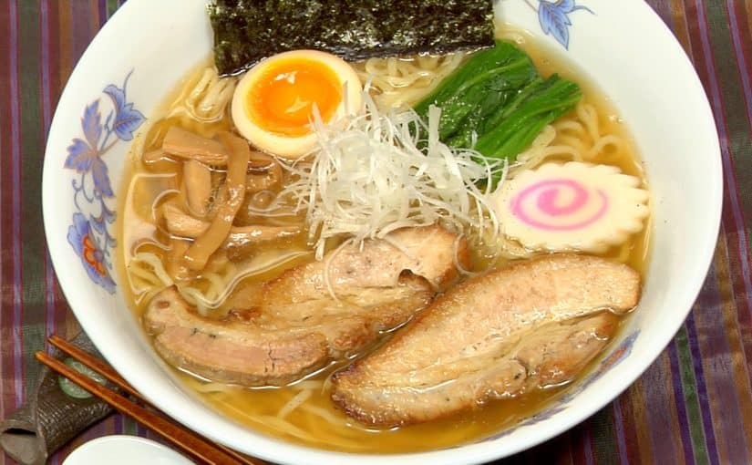 Yakibuta Ramen Recipe (The Best Noodles with Tender Pork and Savory Broth)