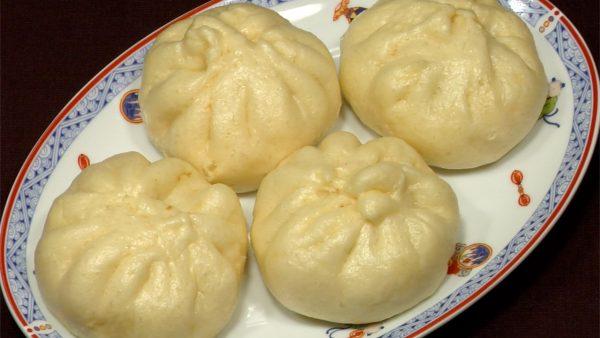 Nikuman Recipe (Chinese-Style Steamed Pork Buns)