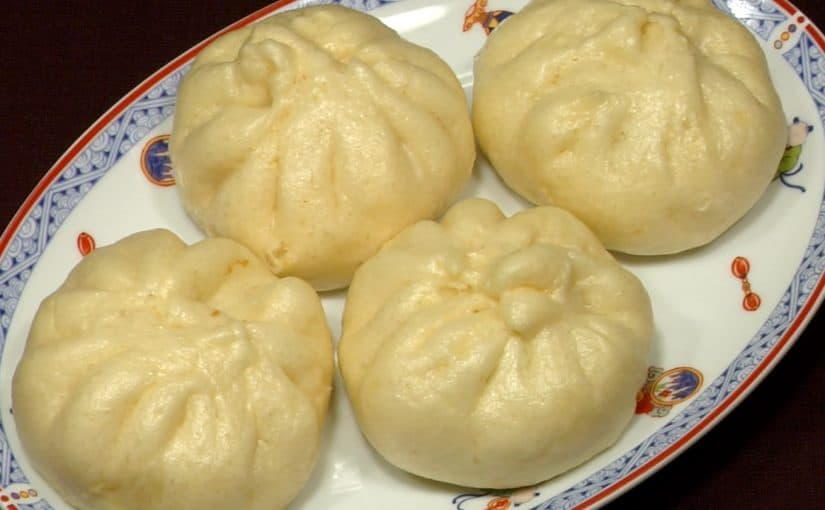 Nikuman Recipe (Chinese-Style Steamed Pork Buns) – Cooking ...