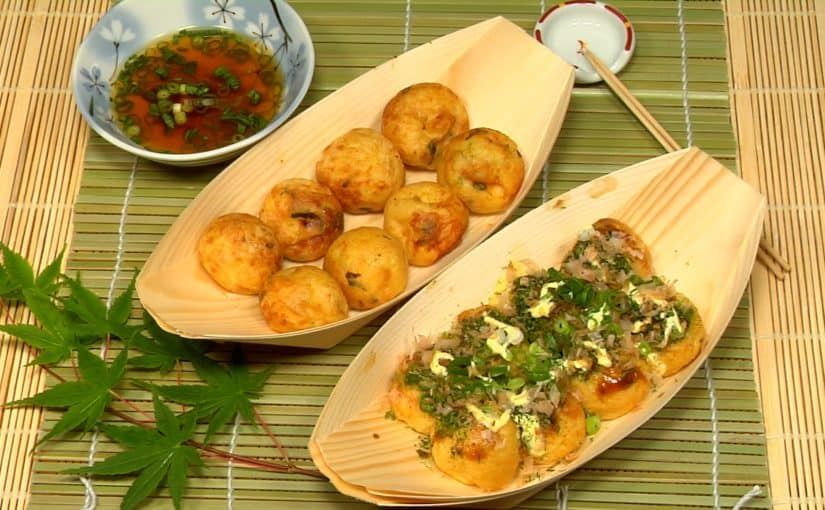 Takoyaki Recipe (Best Takoyaki with Crispy Outside and Soft Runny Inside)