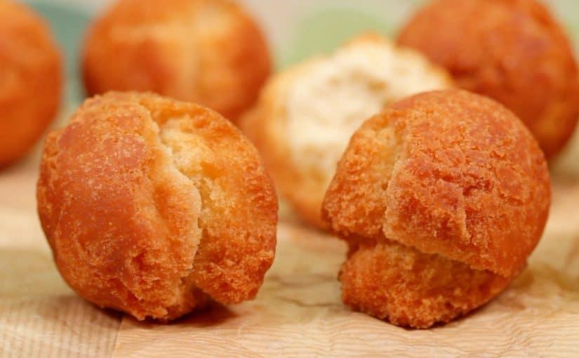 Sata Andagi Recipe (Okinawan Donuts)