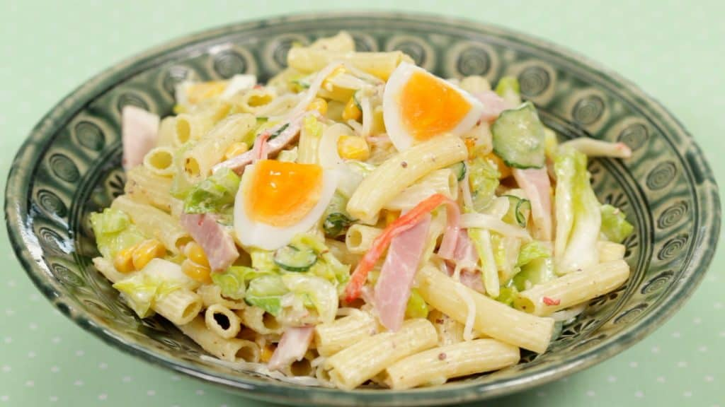 Macaroni Salad Recipe Mayonnaise