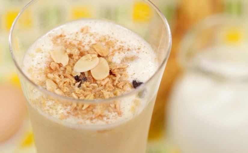 バナナミルクセーキの作り方 冷たくて美味しい懐かしのレシピ