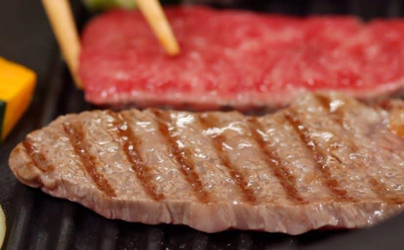 焼き肉の作り方 手作りのタレで牛肉と豚肉と野菜もいただくレシピ