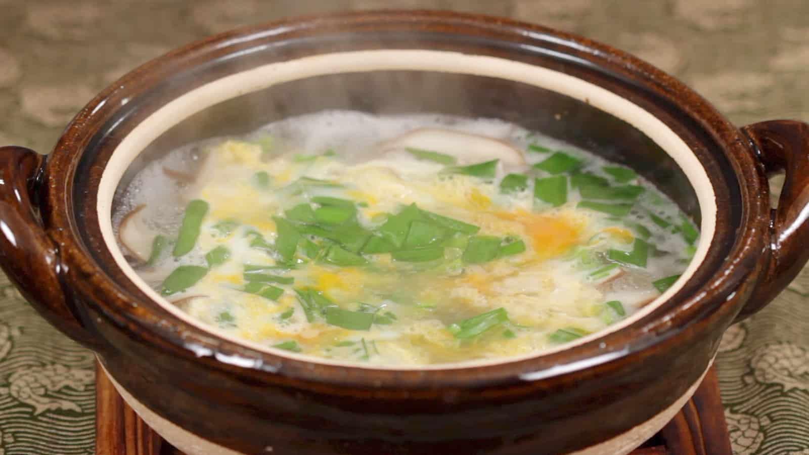 温まる レシピ