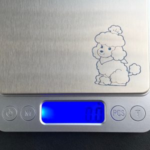 Francis Digital Kitchen Scale