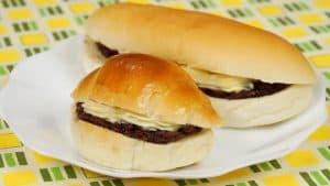 あんこと小倉バターサンドの作り方 パンにもよく合う手作りの粒あんレシピ