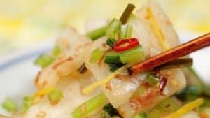かぶの浅漬けの作り方 昆布と削り節の旨味たっぷり塩分控えめレシピ
