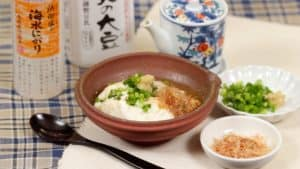 滑らか手作り豆腐の作り方 おいしい豆乳と水とにがりを使って作るレシピ